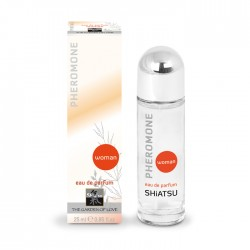 Shiatsu Pheromone For Woman Eau De Parfum 15ml