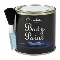 Chocolate Body Paint Tin 200g
