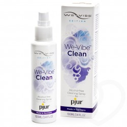 We-Vibe Sex Toy Cleaning Spray by Pjur - 100ml