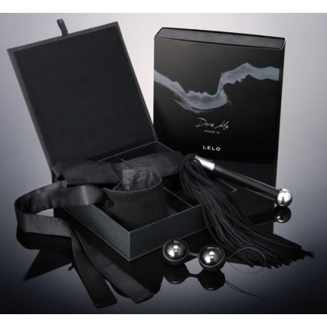 Lelo Dare Me Pleasure Tie and Tease Gift Set