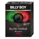 Billy Boy Mixed Condoms 3 Pack