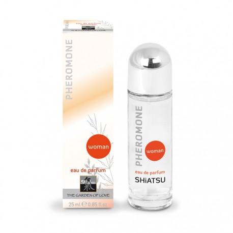 Shiatsu Pheromone For Woman Eau De Parfum 15ml
