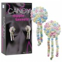 Edible Candy Nipple Tassels - 60g