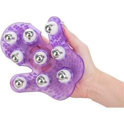 Swan Rollerball Massage Glove