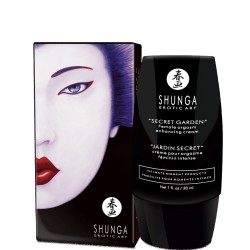 SHUNGA Secret Garden Orgasm Enhancing Clitoral Cream - 30ml