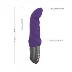 Fun Factory Abby G Vibrator - Violet
