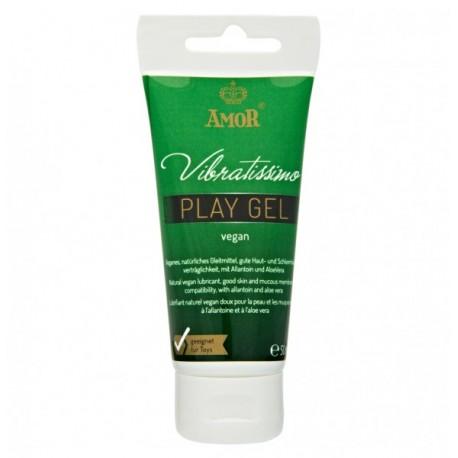 Vibratissimo Play Gel Vegan - 50ml