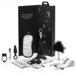 Fifty Shades Of Grey Pleasure Overload 10 Days of Play Gift Set