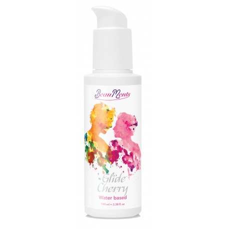 BeauMents Glide Cherry (water based) 100ml