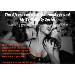 Reaching greater intimacy through BDSM