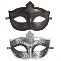Fifty Shades of Grey Masks On Masquerade Mask (Twin Pack)